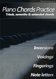 Piano Chords Practice ebook cover