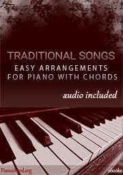 Traditional Songs ebook cover